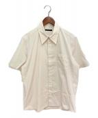 ()の古着「半袖シャツ」 ベージュ