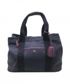 LOEWE()の古着「キャンバストートバッグ」|パープル