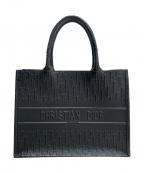 Christian Dior(クリスチャン ディオール)の古着「ブックトート」|ブラック