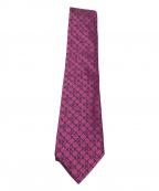 LOEWE(ロエベ)の古着「ネクタイ」|ピンク