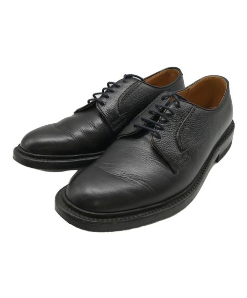 REGAL(リーガル)REGAL (リーガル) レザーシューズ ブラック サイズ:24.5の古着・服飾アイテム