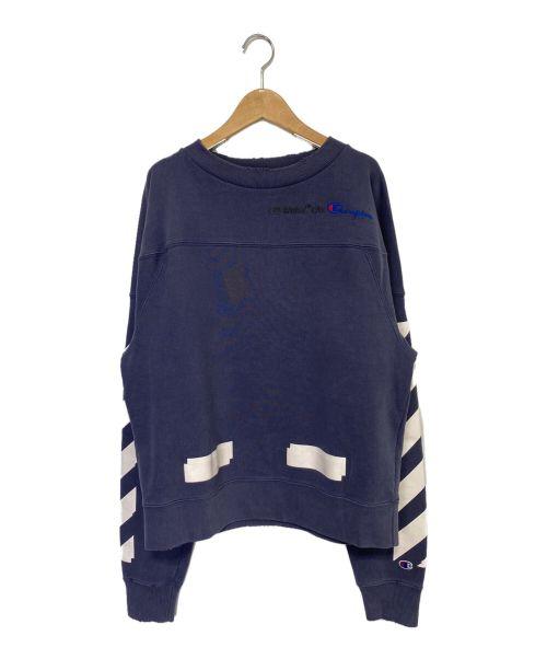 OFFWHITE(オフホワイト)OFFWHITE (オフホワイト) スウェット サイズ:Lの古着・服飾アイテム