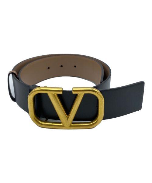 VALENTINO(ヴァレンティノ)VALENTINO (ヴァレンティノ) リバーシブルレザーベルトの古着・服飾アイテム