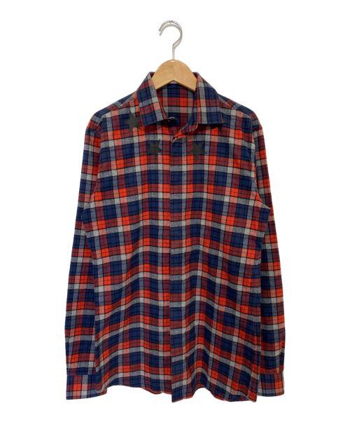 GIVENCHY(ジバンシィ)GIVENCHY (ジバンシィ) スタープリントシャツ サイズ:37の古着・服飾アイテム