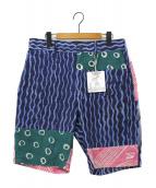 Engineered Garments(エンジニアドガーメンツ)の古着「ショートパンツ」|ネイビー