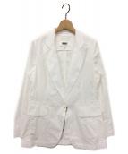 ()の古着「テーラードジャケット」|ホワイト