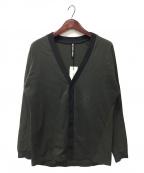 ripvanwinkle(リップヴァンウィンクル)の古着「TORNADO CARDE」|スモークグレー
