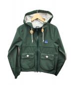 HELLY HANSEN(ヘリーハンセン)の古着「Aremark Jacket」|グリーン
