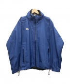 Lowe Alpine(ロウアルパイン)の古着「アウトドアジャケット」 ブルー
