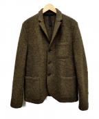 HARRIS WHARF LONDON(ハリスワーフロンドン)の古着「テーラードジャケット」|グレー