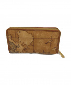 PRIMA CLASSE(プリマクラッセ)の古着「ラウンドファスナー財布」