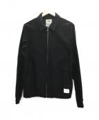 THE CRIMIE(ザ クライミー)の古着「ジップアップジャケット」|ブラック