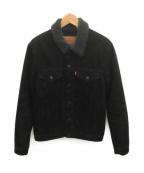 LEVIS(リーバイス)の古着「ジャケット」 ブラック
