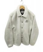 CARHARTT WIP(カーハート ダブリューアイピー)の古着「アーチコーチジャケット」 ホワイト