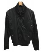 ()の古着「ブルゾン」|ブラック