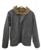 TENDERLOIN(テンダーロイン)の古着「デッキジャケット」|ネイビー