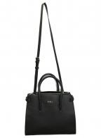 FURLA(フルラ)の古着「2WAYバッグ」 ブラック
