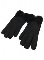 UGG(アグ)の古着「ムートン手袋」|ブラック