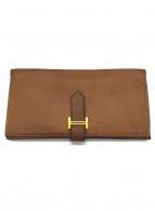 HERMES(エルメス)の古着「財布」|ブラウン