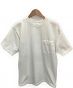 CAMBER()の古着「ポケットTシャツ」 ホワイト