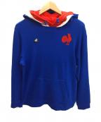 le coq sportif(ルコックスポルティフ)の古着「トレーニングウェア」|ブルー