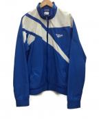 REEBOK CLASSIC(リーボック クラシック)の古着「ウインドブレーカー」 ブルー