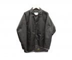 WTAPS(ダブルタップス)の古着「コーチジャケット」|ブラック