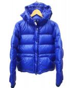 THE NORTH FACE(ザノースフェイス)の古着「ダウンジャケット」|ブルー