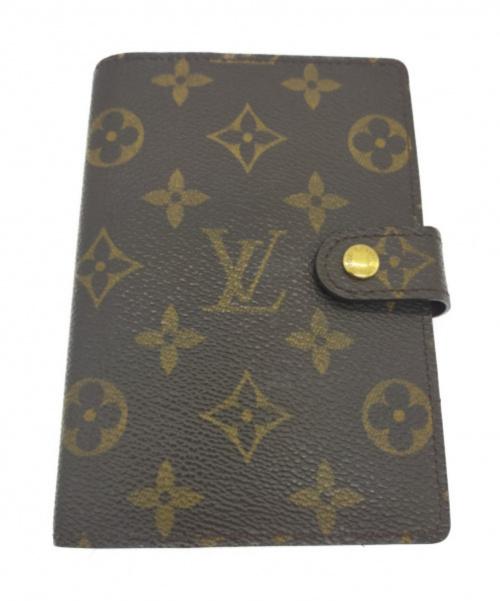 LOUIS VUITTON(ルイ ヴィトン)LOUIS VUITTON (ルイヴィトン) 手帳カバー モノグラム R20005 CA0071の古着・服飾アイテム