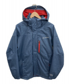 ()の古着「スノーボードウェア(ジャケット)」 ブルー