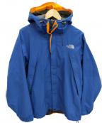 THE NORTH FACE(ザ ノース フェイス)の古着「スクープジャケット」|ブルー