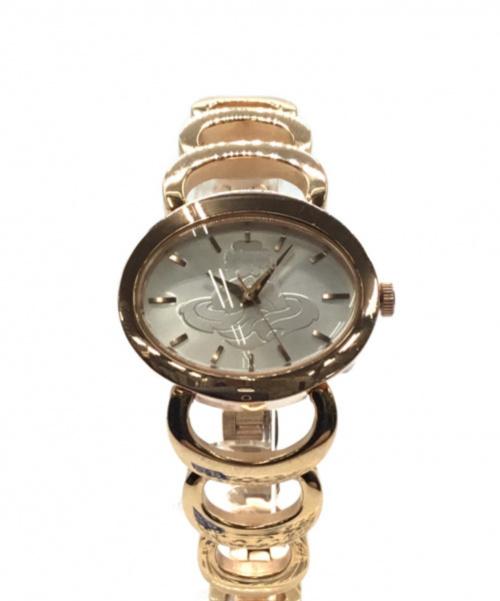 Vivienne Westwood(ヴィヴィアンウエストウッド)Vivienne Westwood (ヴィヴィアンウエストウッド) 腕時計 VW-9766 クォーツ 動作確認済みの古着・服飾アイテム