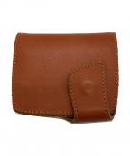 RED MOON(レッドムーン)の古着「2つ折り財布」|ブラウン