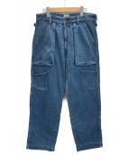 ()の古着「パンツ」 ブルー