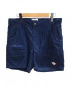 Battenwear(バテンウェア)の古着「LOCAL SHORTS」 ネイビー