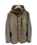 ()の古着「ナイロンジャケット」|ブラウン