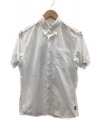 Hysteric Glamour(ヒステリックグラマ)の古着「オックスフォードシャツ」|ホワイト