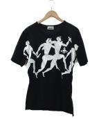 Vivienne Westwood(ヴィヴィアン・ウエストウッド)の古着「Tシャツ」|ブラック