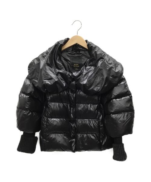 TATRAS(タトラス)TATRAS (タトラス) ダウンジャケット ブラック サイズ:不明の古着・服飾アイテム
