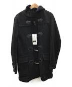 sacai(サカイ)の古着「ダッフルコート」|ブラック