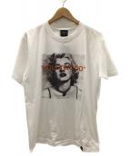hollywood star official(ハリウッド スター オフィシャル)の古着「Tシャツ」|ホワイト