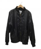 Lafayette(ラファイエット)の古着「MA-1ジャケット」|ブラック