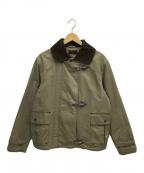 TMT(ティーエムティー)の古着「ジャケット」|カーキ