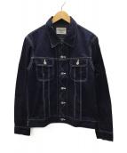 WACKO MARIA(ワコマリア)の古着「デニムジャケット」|インディゴ