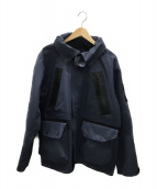 POLE WARDS(ポールワーズ)の古着「シンパテックハンティングジャケット」|ネイビー