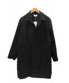 Luis(ルイス)の古着「ロングコート」 ブラック