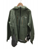POLE WARDS(ポールワーズ)の古着「デュアルフォース エイペックスジャケット」|カーキ