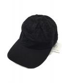 UNITED ARROWS(ユナイテッドアローズ)の古着「キャップ」|ブラック