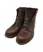 WOLVERINE(ウルヴァリン)の古着「1000マイルブーツ」|ブラウン