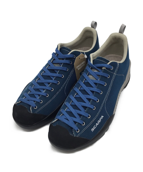 SCARPA(スカルパ)SCARPA (スカルパ) モヒートフレッシュ ブルー サイズ:10 未使用品 SC21051の古着・服飾アイテム